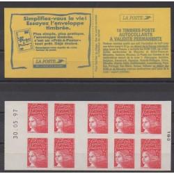 France - Booklets - 1997 - Nb 3085 - C1