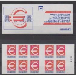 France - Booklets - 1999 - Nb 3215 - C1 - RGR-2