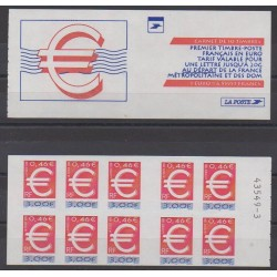 France - Carnets - 1999 - No 3215 - C1- numéroté