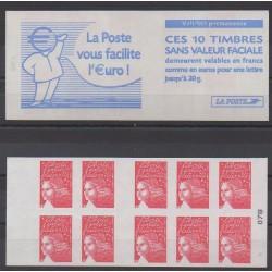France - Carnets - 2001 - No 3419 - C2