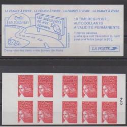 France - Booklets - 2003 - Nb 3419 - C9