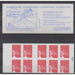 France - Carnets - 2003 - No 3419 - C10