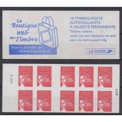 France - Booklets - 2004 - Nb 3419 - C16 - RGR-2