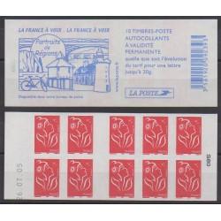 France - Booklets - 2005 - Nb 3744 - C6