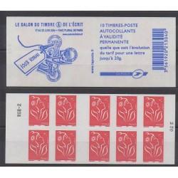 France - Booklets - 2006 - Nb 3744 - C9 - RGR-2