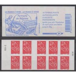 France - Booklets - 2006 - Nb 3744 - C10 - RGR-2