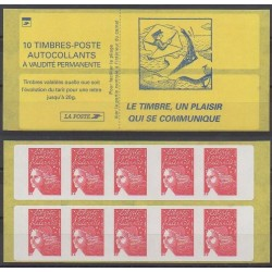 France - Carnets - 2001 - No 3419 - C3