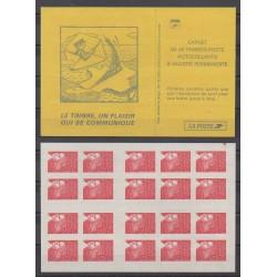 France - Booklets - 2001 - Nb 3419 - C4
