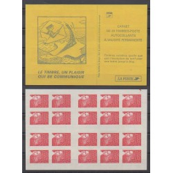 France - Carnets - 2001 - No 3419 - C4