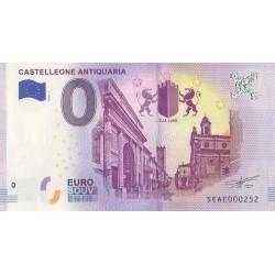 Billet souvenir - Castelleone Antiquaria - 2018-1 - No 252