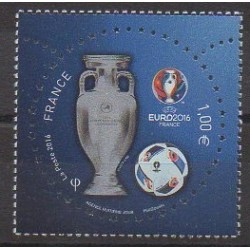 France - Poste - 2016 - Nb 5039 - Football