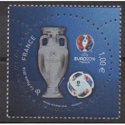 France - Poste - 2016 - No 5039 - Football