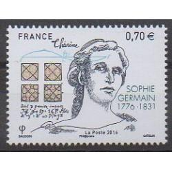 France - Poste - 2016 - Nb 5036 - Science