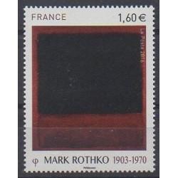 France - Poste - 2016 - Nb 5030 - Paintings