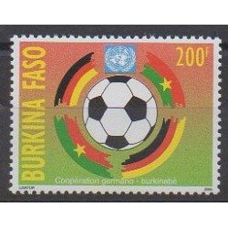 Burkina Faso - 2006 - No 1325