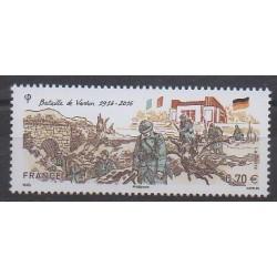 France - Poste - 2016 - No 5063 - Première Guerre Mondiale
