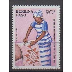 Burkina Faso - 1987 - No 730