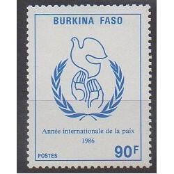 Burkina Faso - 1986 - No 696
