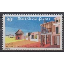 Burkina Faso - 1987 - No 762 - Architecture