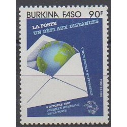 Burkina Faso - 1987 - No 749 - Service postal