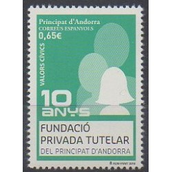 Spanish Andorra - 2018 - Nb 461