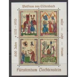 Liechtenstein - 1970 - No BF11