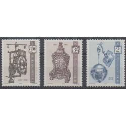 Autriche - 1970 - No 1157/1159 - Artisanat ou métiers