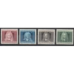Liechtenstein - 1941 - No 173/176