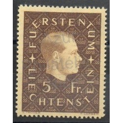 Liechtenstein - 1939 - Nb 158 - Mint hinged