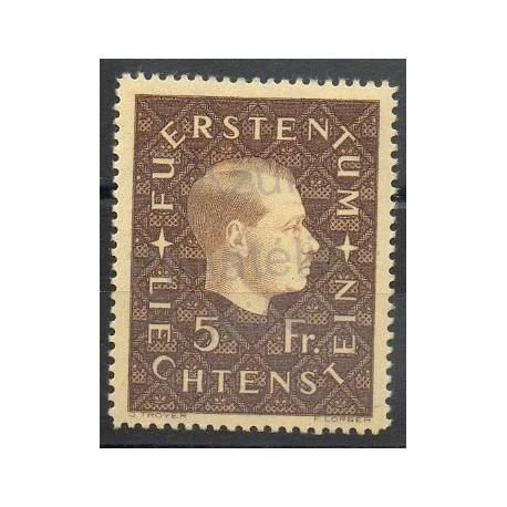 Liechtenstein - 1939 - No 158 - Neuf avec charnière