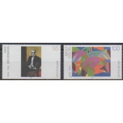 Allemagne - 2003 - No 2143/2144 - Peinture