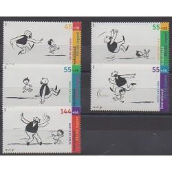 Allemagne - 2003 - No 2175/2179 - Enfance