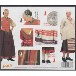 Finland - 2018 - Nb 2543/2548 - Costumes - Uniforms - Fashion