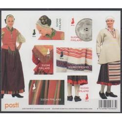 Finlande - 2018 - No 2543/2548 - Costumes