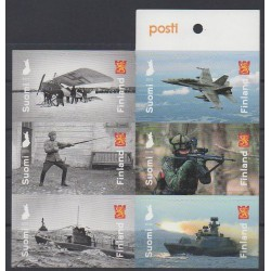 Finland - 2018 - Nb C2537 - Military history