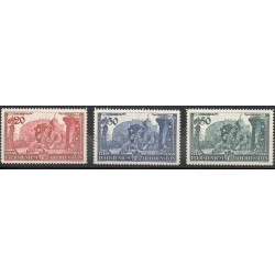 Liechtenstein - 1939 - No 155/157