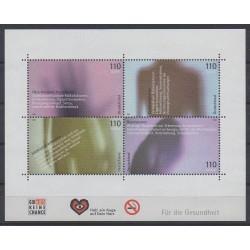 Allemagne - 2001 - No BF53 - Santé ou Croix-Rouge
