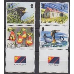 Falkland - 2003 - No 865/868 - Oiseaux