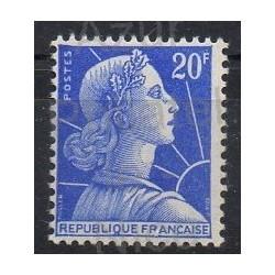 France - Variétés - 1955 - No 1011Bc