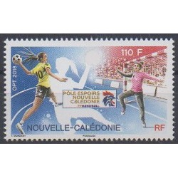 New Caledonia - 2018 - Nb 1349 - Various sports