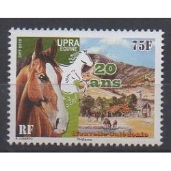 New Caledonia - 2018 - Nb 1340 - Horses