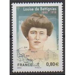 France - Poste - 2018 - No 5266 - Première Guerre Mondiale