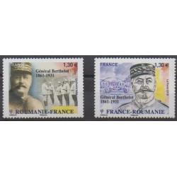 France - Poste - 2018 - No 5288/5289 - Première Guerre Mondiale