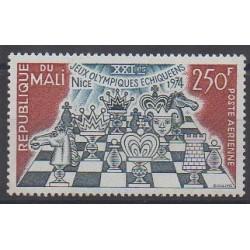 Mali - 1974 - No PA213 - Échecs