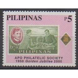 Philippines - 2000 - No 2655 - Échecs
