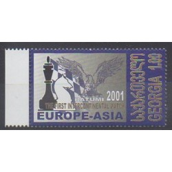 Georgia - 2001 - Nb 298B - Chess