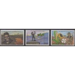 Zambie - 1984 - No 310/312 - Histoire