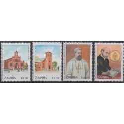 Zambie - 1991 - No 541/544 - Religion