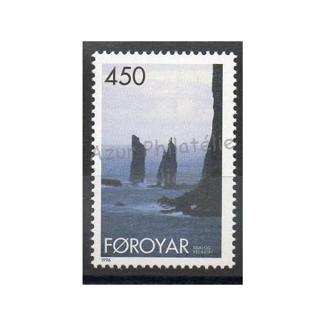 Faroe (Islands) - 1996- Nb 287 - Sites
