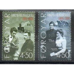 Féroé (Iles) - 2000 - No 375/376